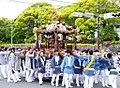 2015年松原本社神輿、藤棚.jpg