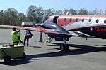 2015-03-17 Beechcraft 1900C Simrik Airlines,Tribhuvan International Airport DSCF1982.jpg