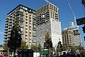 2015-Woolwich, Cannon Square tower blocks 02.jpg