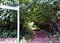 2015London, Woolwich-Plumstead, Shrewsbury Park, Wrekin Rd entrance 01.jpg