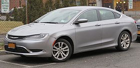 2015 Chrysler 200 Limited 2.4L front 1.27.18.jpg