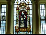 2015 London-Woolwich, interior Town Hall 37.jpg
