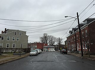 South Trenton, New Jersey Unincorporated community in New Jersey, United States