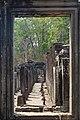 2016 Angkor, Angkor Thom, Bajon (22).jpg