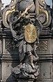 2016 Kolumna Trójcy Świętej w Bystrzycy Kłodzkiej 08.jpg