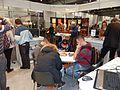 2016 Wikipedia-Ausstellungsstand auf der Denkmalmesse in Leipzig (40).jpg