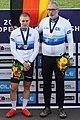 2017-08-19 UEC Derny European Championships Radrennbahn Hannover 181843.jpg