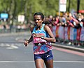 2017 London Marathon - Tirunesh Dibaba.jpg