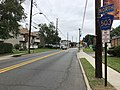 2018-09-23 12 54 41 View north along Bergen County Route 503 (Liberty Street) at Washington Avenue in Little Ferry, Bergen County, New Jersey.jpg
