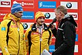 2018-11-24 Saturdays Victory Ceremonies at 2018-19 Luge World Cup in Igls by Sandro Halank–112.jpg