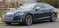 2018 Audi S5 sedan front 4.11.18.jpg