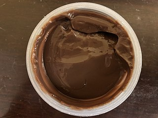 Chocolate pudding A class of desserts with chocolate flavors