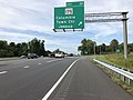 2019-08-19 17 30 54 View north along U.S. Route 29 (Columbia Pike) at Exit 20 (Maryland State Route 175, Columbia Town Center, Jessup) in Columbia, Howard County, Maryland.jpg