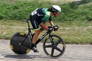 Ziortza Isasi Spanish cyclist