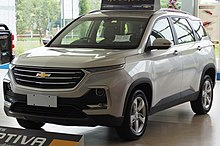 Chevrolet Captiva 1.5T LT