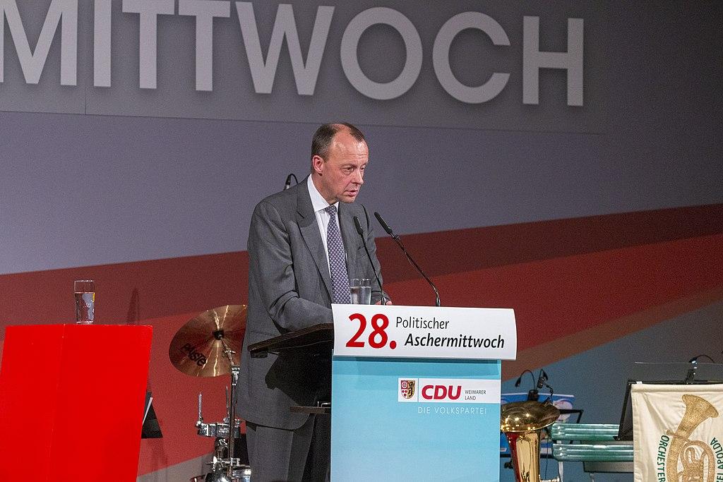 20200226 Friedrich Merz Politischer Aschermittwoch CDU Thüringen Apolda by OlafKosinsky 0722.jpg