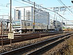 209-2100 Series C432 at back side testing with Omiya G-R-S-C Test run line.jpg