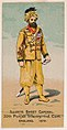 20th Punjab Infantry, Ind. Cont., England, 1879, from the Military Series (N224) issued by Kinney Tobacco Company to promote Sweet Caporal Cigarettes MET DPB874118.jpg