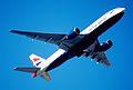 220eh - British Airways Boeing 777-236ER, G-YMMA@LHR,05.04.2003 - Flickr - Aero Icarus.jpg