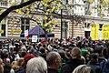 25. výročí Sametové revoluce na Albertově v Praze 2014 (20).JPG