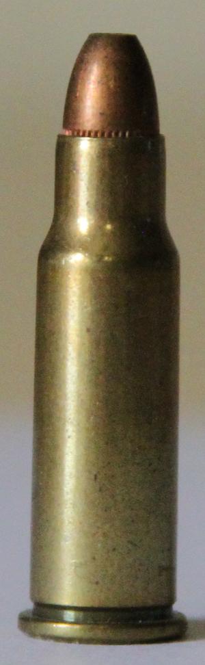 .256 Winchester Magnum - Image: 256magnum