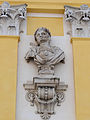 281012 The bust on the wall of the west facade of the palace - 02.jpg