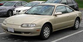 Mazda Mx 6 Wikipedia
