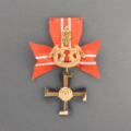 3rd class of the Cross of Liberty with swords and oak leaves (wartime merits).png