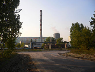 Novovoronezh Nuclear Power Plant - Image: 4,3 энергоблоки