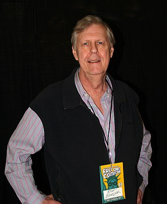 Rich Buckler - Buckler at the 2015 East Coast Comicon in Secaucus, New Jersey