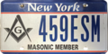 459ESM NYS masonic license plate.png