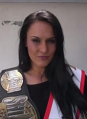 Cheerleader Melissa - Anderson in August 2014