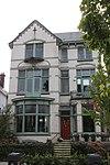 foto van Vrijstaand herenhuis in Art Nouveau-stijl