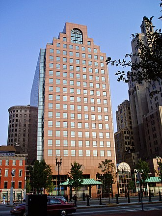 50 Kennedy Plaza - Image: 50 kennedy plaza