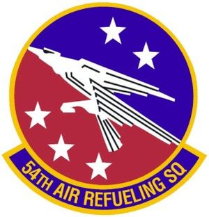 54th Air Refueling Squadron - Image: 54th Air Refueling Squadron