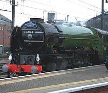 LNER Peppercorn Class A1 60163 Tornado - Wikipedia