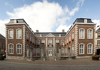 German-speaking Community of Belgium - The seat of the Executive and Council of the German-speaking Community in Eupen