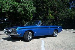 1967 Plymouth Barracuda átváltható (1968 sárvédők és 1969 csíkozás)