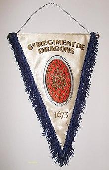 6e r233giment de dragons france � wikip233dia