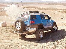 K And J Auto >> Toyota FJ Cruiser – Wikipedia