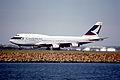 70df - Cathay Pacific Boeing 747-467; B-HOT@SYD;04.09.1999 (6161724529).jpg