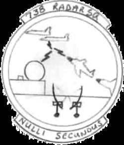 738th radar squadron wikivisually 101st Medical Group Bangor 738th radar squadron emblem