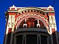 763 Edifici al carrer de la Reina 100, el Cabanyal (València), detall.jpg