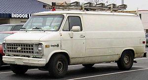 Chevrolet Van - 1980–1982 Chevrolet Van