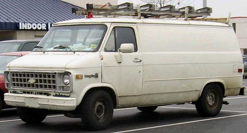 21af0d6619 Chevy Van Wikipedia..WORST REPRESENTATION EVER!! - Vannin  Community and  Forums
