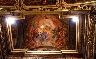 Luigi Pellegrini Scaramuccia - Luigi P. Scaramuccia, Resurrection of Christ. Milan, San Marco.