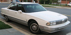 Last-generation Oldsmobile Ninety-Eight