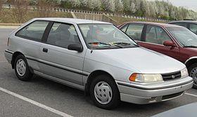 Hyundai Sonata 1999 >> Hyundai Excel - Wikipedia