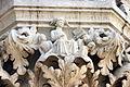 9486 - Venezia - Palazzo ducale - Mercurio e Gemelli - Foto Giovanni Dall'Orto, 12-Aug-2007.jpg
