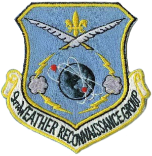 9th Weather Reconnaissance Wing - 9th Weather Reconnaissance Group - Emblem, 1962-1965
